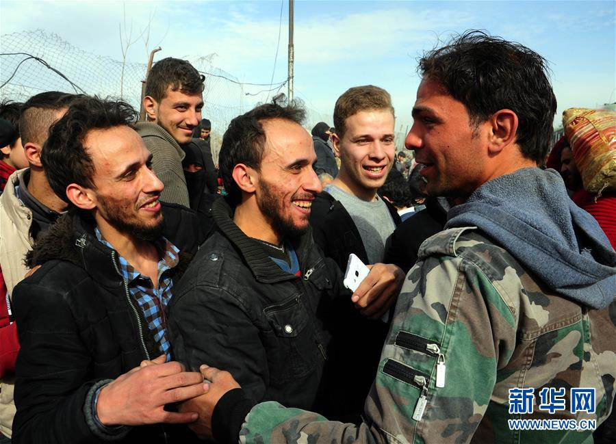 叙政府军收复东古塔要地 数千平民撤离