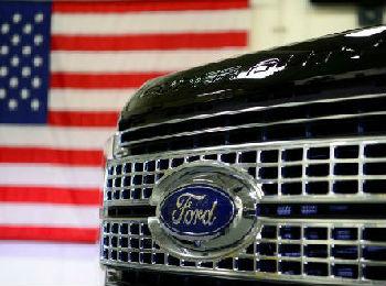 美媒:方向盘存脱落隐患 福特在北美召回近140万辆车