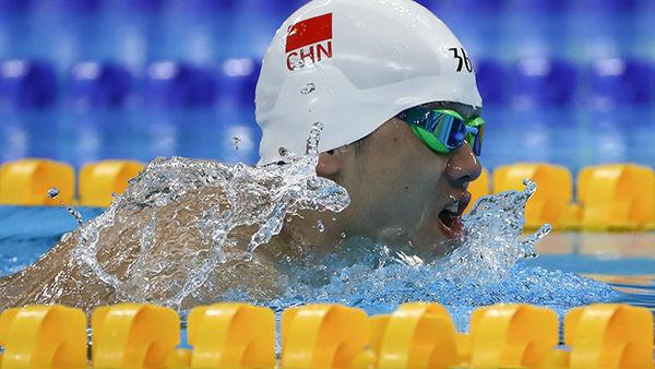 """残奥""""五金王""""黄文攀车祸身亡 23岁的他曾想游到东京奥运"""