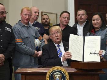 美学者告诫白宫三思:对华打贸易战会损坏美国经济