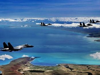 港媒:中国战机攻克高海拔难题 强化空中防御