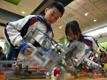 """英媒称中美展开数字技术争霸战 中国拥有""""规模""""优势"""