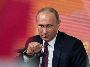 外媒:普京或以压倒性优势胜选 将面临最具挑战性任期