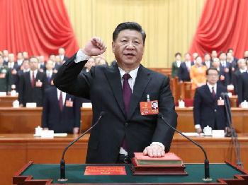 外媒:习近平全票当选国家主席
