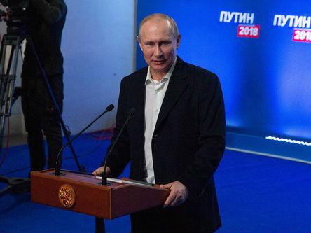 普京赢得俄罗斯总统大选 外媒:新任期将面对诸多挑战