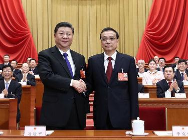 """境外媒体:习近平掌舵""""梦之队""""领航中国"""