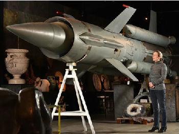 收藏个导弹玩玩?苏制防空导弹将在英国拍卖