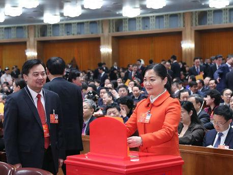 境外媒体:中国组建政府新团队应对挑战
