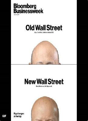 华尔街的纽约人