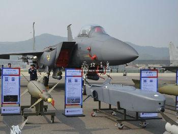 另辟蹊径?求助美方遭拒 韩国想从欧洲获取空空导弹技术