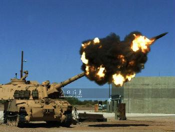 美俄火炮哪家强?外媒:美军信息化程度高 俄军火力更凶猛