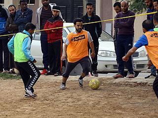 利比亚:让足球成交流和相互理解的工具