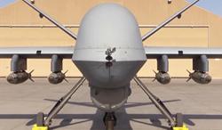 死神展翅!美MQ-9无人机灭塔利班工厂