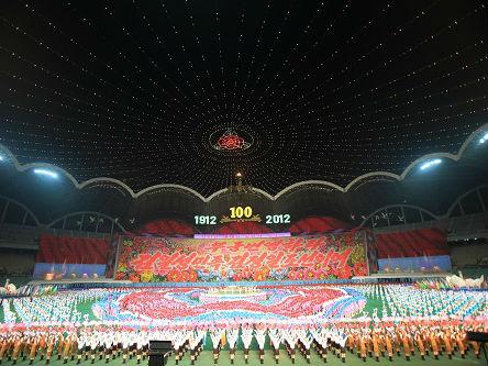 英媒称朝鲜或将恢复《阿里郎》表演以重振旅游业