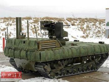 俄防长:今年或量产作战机器人 无人机装备量激增10余倍