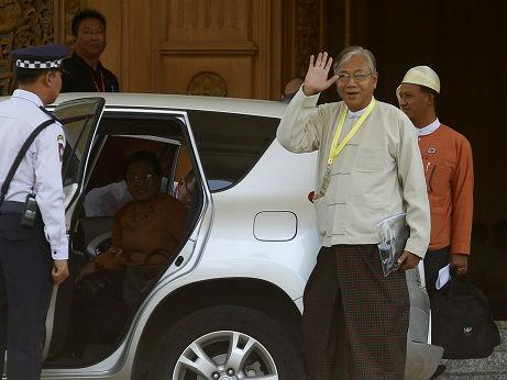 境外媒体猜测缅甸总统因健康原因辞职 官方:他需要休息