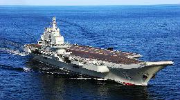 锐参考    重大信号?!特殊时刻,辽宁舰驶入台湾海峡——