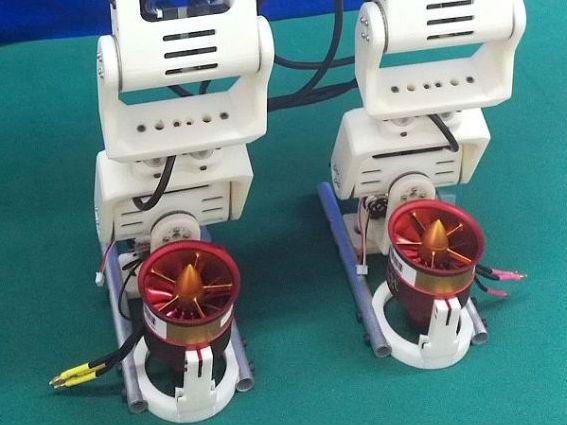 工程师巧妙攻克机器人平衡难题 英媒:原理类似钢铁侠