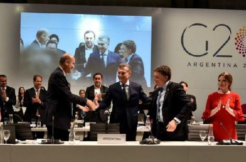 外媒:G20会议未消除全球贸易战威胁 美为征关税找理由