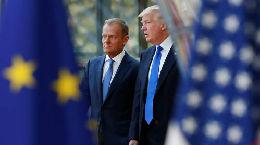 锐参考| 欧盟博弈美国,关键时刻矛头突然转向了中国?