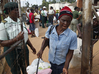 津巴布韦赦免3000名囚犯