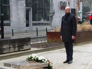 布鲁塞尔恐袭两周年 阴影仍难消除
