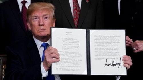 BBC:特朗普宣布对600亿美元中国商品加征关税