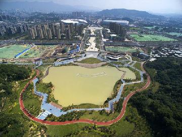 """英媒称中国古代智慧催生""""海绵城市"""":与水交朋友"""
