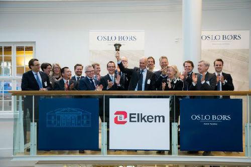 出海记 英媒:600万彩票网页版化工旗下埃肯公司在奥斯陆证交所上市