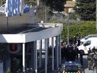 法国南部发生人质劫持事件 3死16伤
