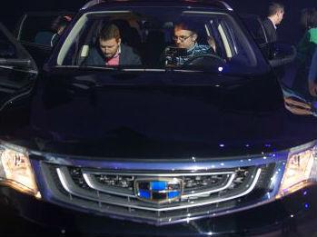 出海记 俄媒:吉利白俄工厂今夏将生产两款新车型