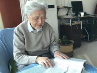 记93岁敦煌石窟保护专家孙儒僩
