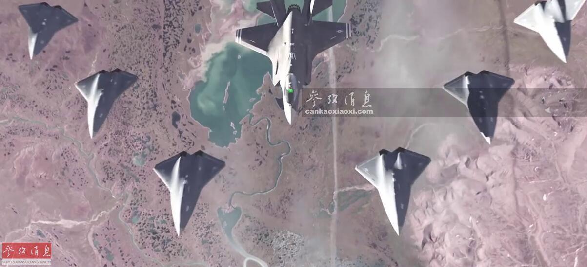 停电导弹+无人机!美曝新武器意在中俄?