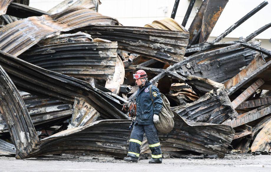 普京:玩忽职守是造成商场火灾主要原因