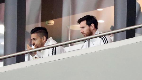 """1:6很刺眼,患上""""梅西依赖症""""的阿根廷队将何去何从"""