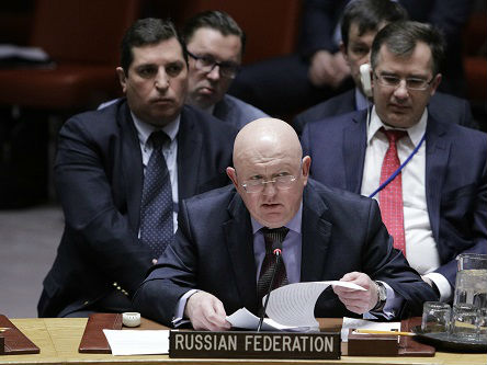 外媒称俄发誓以牙还牙报复西方:美俄关系降至冰点