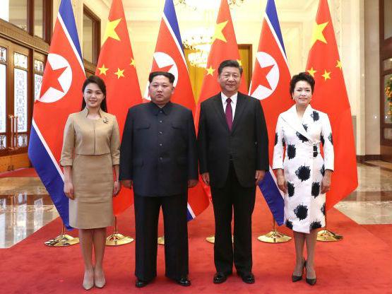 外媒评述:金正恩访华彰显中国影响力