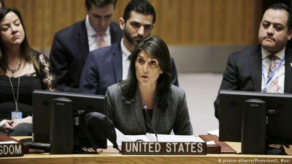 BBC:美国称将减少联合国维和预算 维和部队或遭预算危机