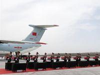 第五批在韩中国人民志愿军烈士遗骸回国