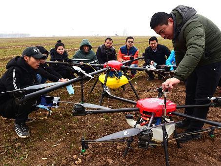 日媒称日本加紧制定无人机标准:中国已领先太多