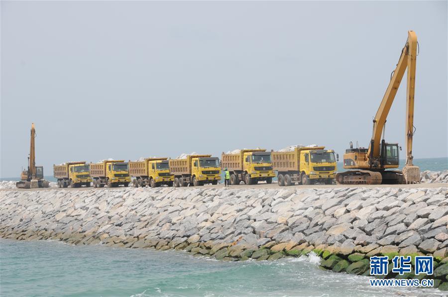 非洲撒哈拉以南最大港口在尼日利亚开工建设