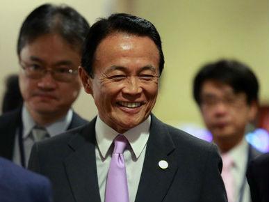 英媒:日本财相拒与美谈判双边自贸协定 称对日本没有好处