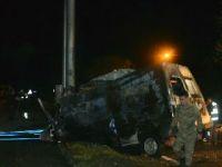 土耳其发生严重交通事故致17人死亡