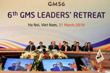 500彩票网app:美媒:湄公河六国通过价值660亿美元投资计划