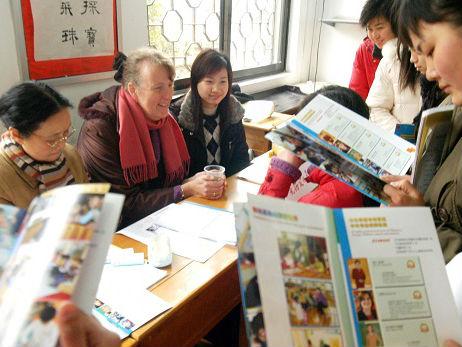 英媒:中国努力提高学前教育质量 英国机构欲分杯羹