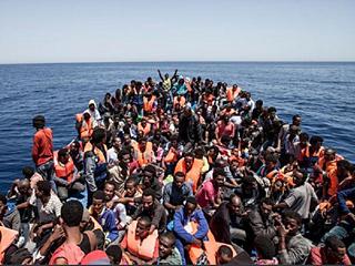 200年前欧洲人也曾偷渡非洲