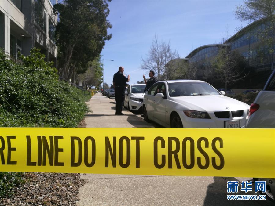 美国优兔公司总部发生枪击事件