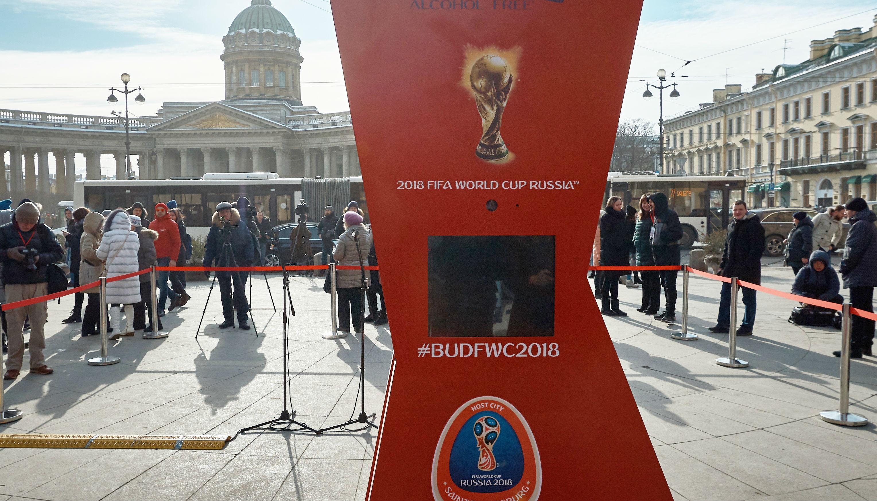 俄将组建旅游警察护航世界杯 要求精通汉语等多国语言
