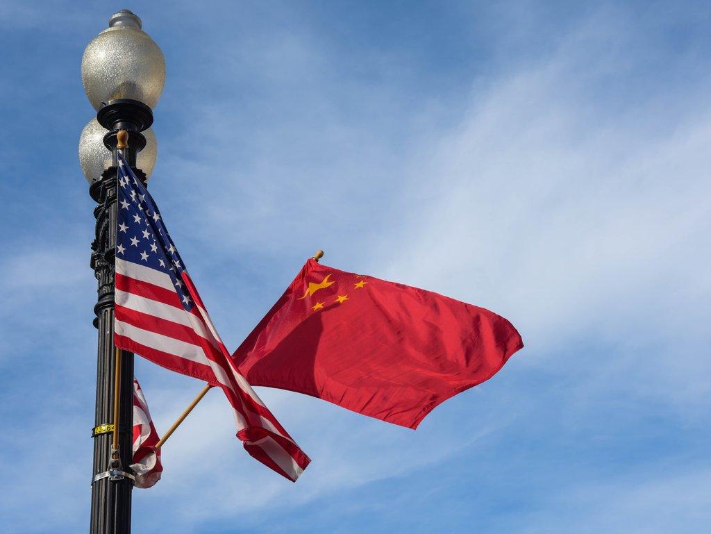 """德媒析特朗普对华""""贸易战""""真实意图:力阻中国崛起"""