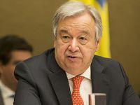 古特雷斯呼吁通过对话解决也门危机